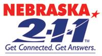 Nebraska 211 logo